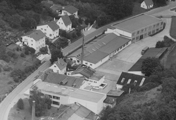 Aufnahme aus dem Jahre 1970